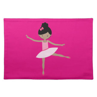 DANCING BALLERINA PLACEMAT