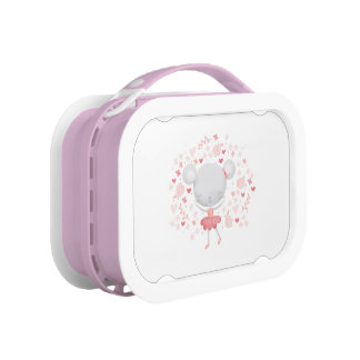 Dancing Ballernia Mouse lunch box