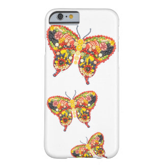 Dancing Butterflys Barely There iPhone 6 Case