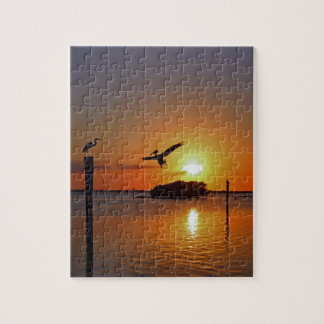 Dancing by Firelight Jigsaw Puzzle