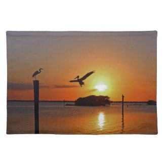 Dancing by Firelight Placemat