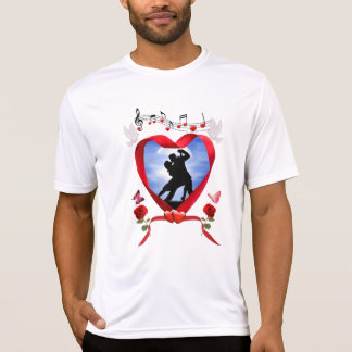 DANCING BY THE SILVERY MOON T-Shirt