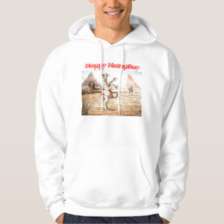 Dancing Camel HumpDay Hoodie