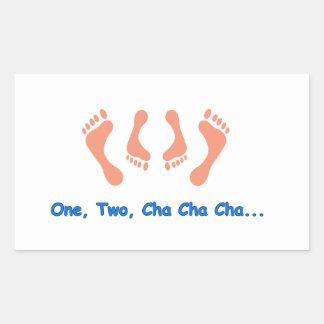Dancing Cha Cha Feet