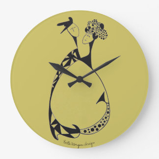 Dancing Couple Clock