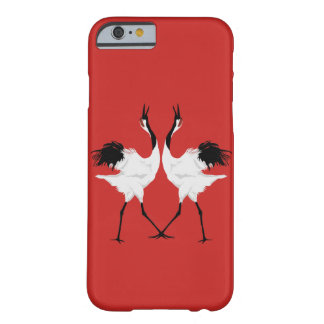Dancing Cranes Barely There iPhone 6 Case