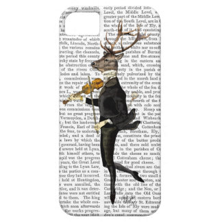 Dancing Deer with Violin iPhone 5 Case