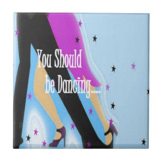 Dancing Design Tile