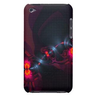 Dancing Devas – Violet & Salmon Sight iPod Touch Cases