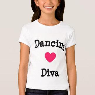 Dancing Diva Tshirt