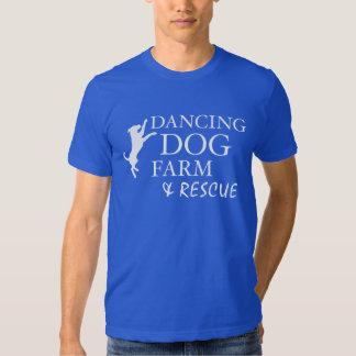 Dancing Dog Rescue Tshirt