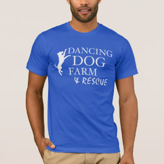 Dancing Dog Rescue Tshirt