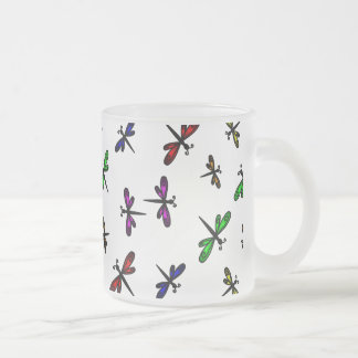 Dancing Dragonflies Coffee Mug