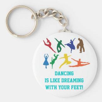 Dancing Dream Key Chain