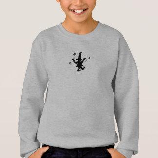Dancing Elf  Mini - nd Sweatshirt