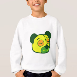 Dancing Emoji Panda Sweatshirt