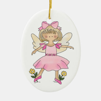 Dancing Fairy ornament