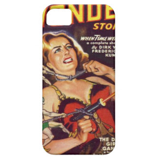 Dancing Girl and Evil Imps Case For The iPhone 5
