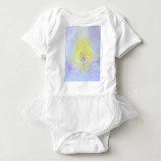 Dancing Girl Baby Bodysuit