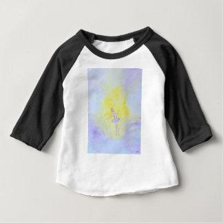 Dancing Girl Baby T-Shirt
