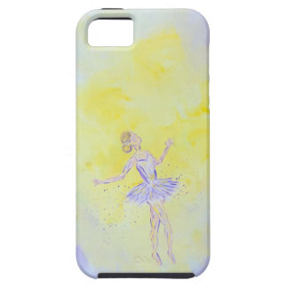 Dancing Girl iPhone 5 Cases
