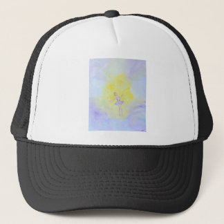Dancing Girl Trucker Hat