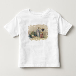 Dancing Girls at Cairo, from 'Egypt and Nubia' T Shirt