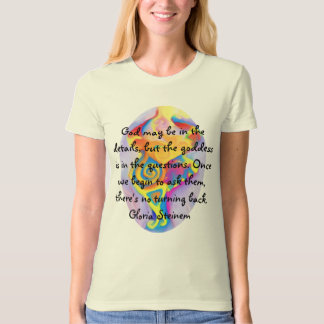 DANCING GODDESS Organic T-shirt