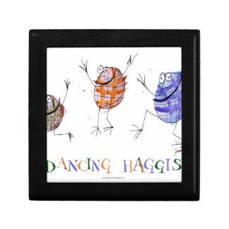 dancing haggis gift box