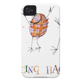 dancing haggis iPhone 4 Case-Mate case