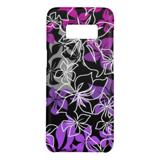 Dancing Hibiscus Hawaiian Blend Floral Case-Mate Samsung Galaxy S8 Case