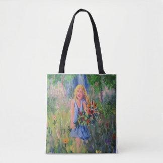 Dancing in the Field Tote Bag