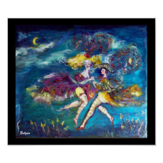 DANCING IN THE NIGHT POSTER