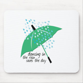 Dancing In The Rain Saves Mouse Pads