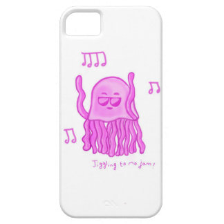 Dancing Jellyfish iPhone Case