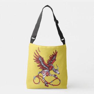 Dancing Ladybird Crossbody Bag