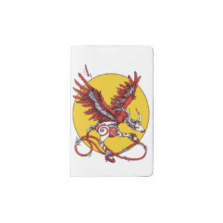Dancing Ladybird Pocket Moleskine Notebook