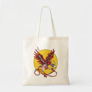 Dancing Ladybird Tote Bag