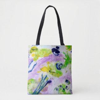 Dancing landscape bag