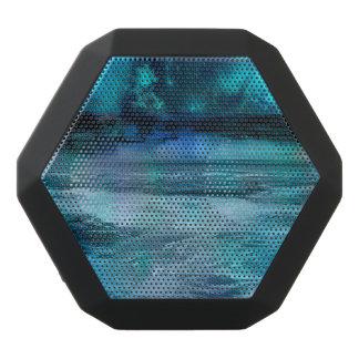 Dancing Lights Black Bluetooth Speaker