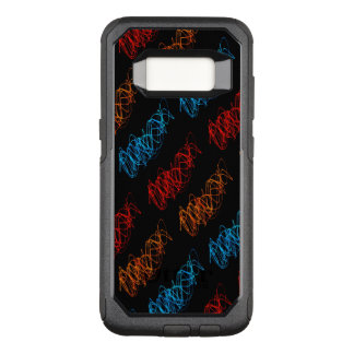Dancing Lights by Shirley Taylor OtterBox Commuter Samsung Galaxy S8 Case