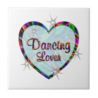 Dancing Lover Ceramic Tiles