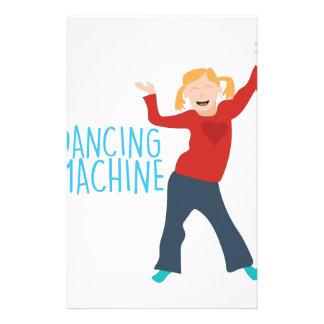 Dancing Machine Stationery
