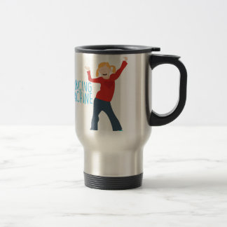 Dancing Machine Travel Mug