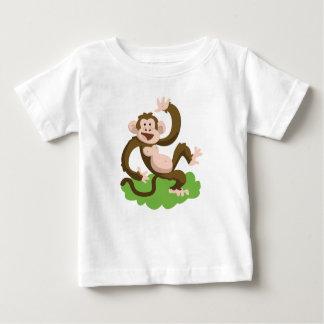 dancing monkey baby T-Shirt