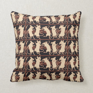 Dancing Mouse Designer Pillow