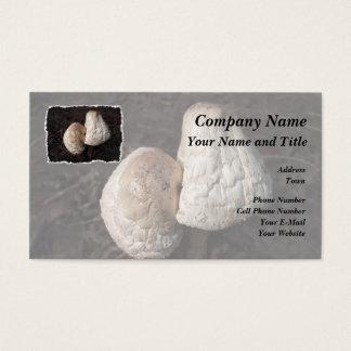 Dancing Mushrooms Duo Business Card