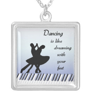 Dancing Necklace