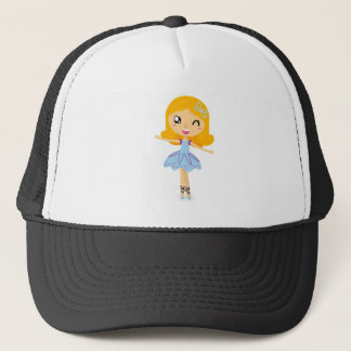 DANCING NEW BALLERINA : Creative tshirts Trucker Hat