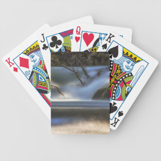 Dancing on the Water Bicycle Playing Cards